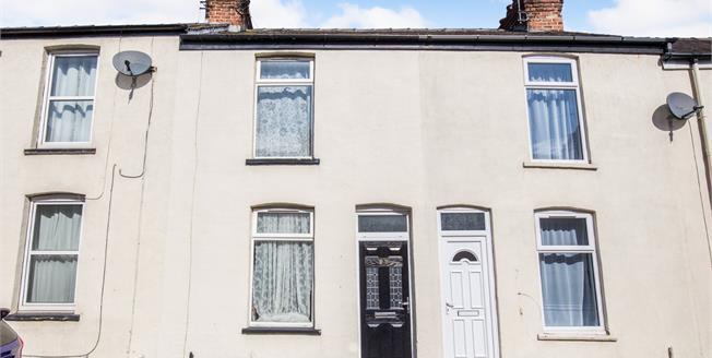 Guide Price £145,000, 2 Bedroom Terraced House For Sale in Harrogate, HG2