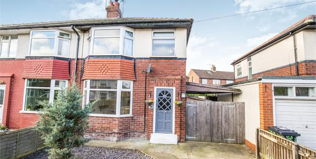 Guide Price £270,000, 3 Bedroom Semi Detached House For Sale in Harrogate, HG2