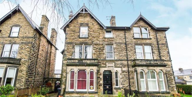 Offers Over £175,000, 2 Bedroom Upper Floor Flat For Sale in Harrogate, HG1