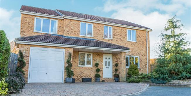 Asking Price £650,000, 5 Bedroom Detached House For Sale in Harrogate, HG2