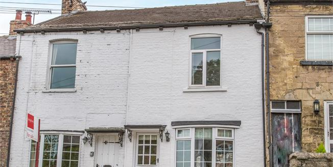 Guide Price £180,000, 2 Bedroom Terraced House For Sale in Knaresborough, HG5