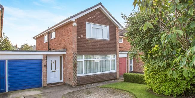 Guide Price £320,000, 3 Bedroom Link Detached House For Sale in Knaresborough, HG5