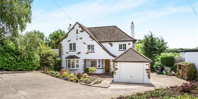 Guide Price £475,000, 3 Bedroom Detached House For Sale in Knaresborough, HG5