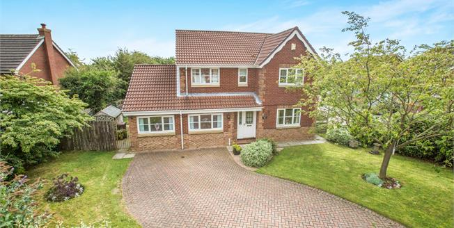Guide Price £475,000, 5 Bedroom Detached House For Sale in Knaresborough, HG5