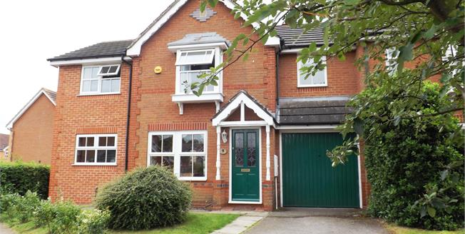 Guide Price £300,000, 4 Bedroom Semi Detached House For Sale in Boroughbridge, YO51