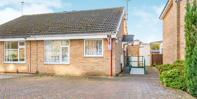 Offers Over £210,000, 3 Bedroom Semi Detached Bungalow For Sale in Knaresborough, HG5