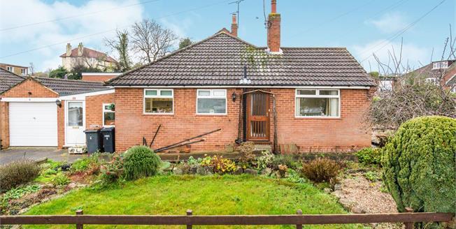 Asking Price £230,000, 3 Bedroom Semi Detached Bungalow For Sale in Knaresborough, HG5