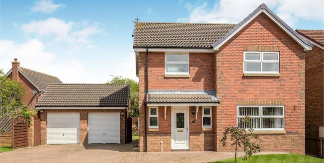 Asking Price £420,000, 4 Bedroom Detached House For Sale in Knaresborough, HG5