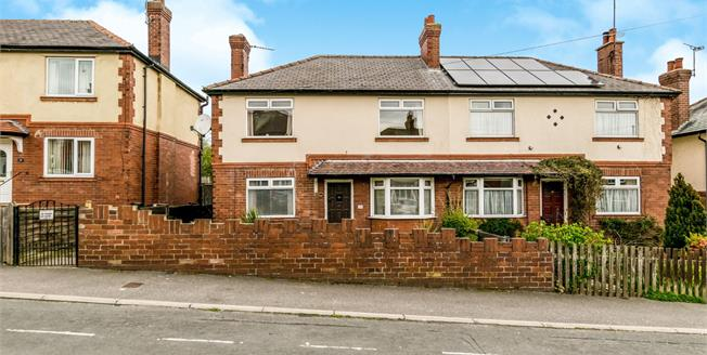 Offers Over £240,000, 3 Bedroom Semi Detached House For Sale in Knaresborough, HG5