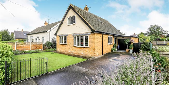 Offers in the region of £425,000, 4 Bedroom Detached House For Sale in Knaresborough, HG5