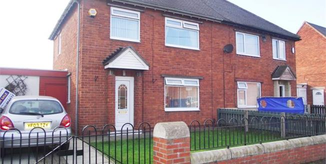 Offers Over £55,000, 3 Bedroom Semi Detached House For Sale in Middlesbrough, TS6