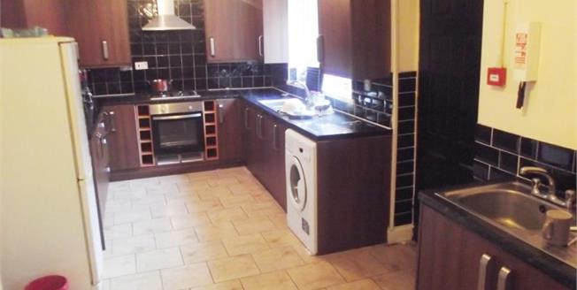 Offers Over £190,000, 6 Bedroom Terraced House For Sale in Middlesbrough, TS1
