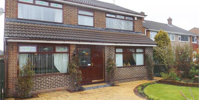 Offers Over £240,000, 5 Bedroom Detached House For Sale in Marton-in-Cleveland, TS7