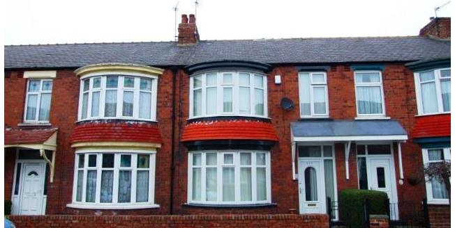 Offers Over £100,000, 3 Bedroom Terraced House For Sale in Middlesbrough, TS5