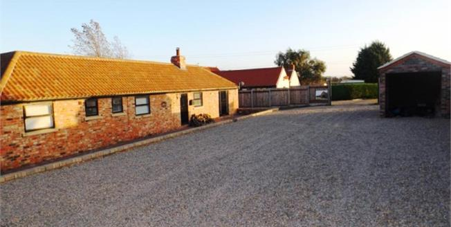 Offers Over £200,000, 3 Bedroom Semi Detached Bungalow For Sale in Thorpe Thewles, TS21