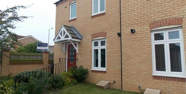 Offers in excess of £135,000, 3 Bedroom Semi Detached House For Sale in Coulby Newham, TS8