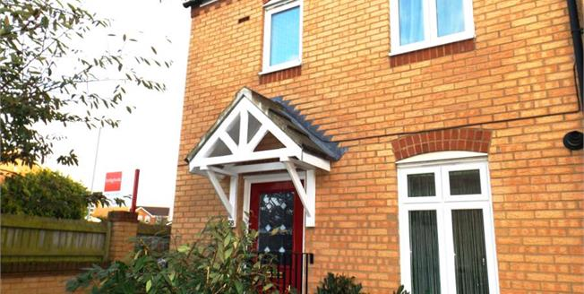 Offers in the region of £134,000, 3 Bedroom Semi Detached House For Sale in Coulby Newham, TS8