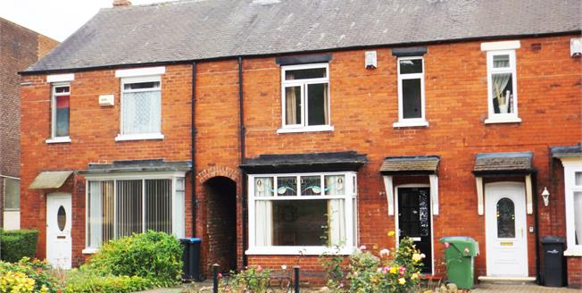 Offers Over £80,000, 3 Bedroom Terraced House For Sale in Middlesbrough, TS5