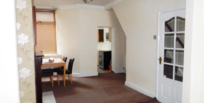 Offers Over £55,000, 2 Bedroom Terraced House For Sale in Middlesbrough, TS1