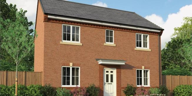 £204,950, 4 Bedroom Detached House For Sale in Clairville Road, TS4