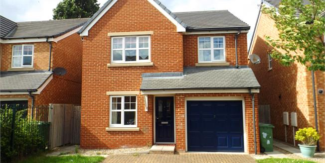 Asking Price £145,000, 4 Bedroom Detached House For Sale in Thornaby, TS17