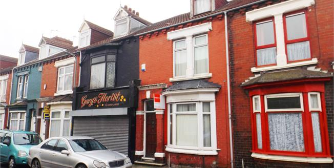 Asking Price £40,000, 3 Bedroom Terraced House For Sale in Middlesbrough, TS3