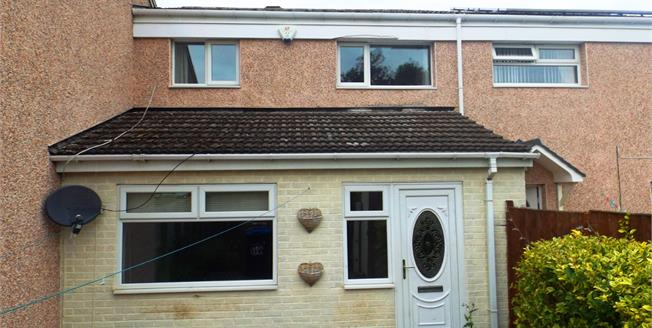 Asking Price £65,000, 3 Bedroom Terraced House For Sale in Hemlington, TS8