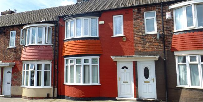 Asking Price £45,000, 3 Bedroom House For Sale in Middlesbrough, TS3