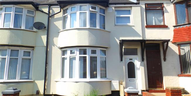Asking Price £80,000, 3 Bedroom Terraced House For Sale in Middlesbrough, TS4