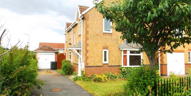 Asking Price £170,000, 4 Bedroom Detached House For Sale in Hemlington, TS8