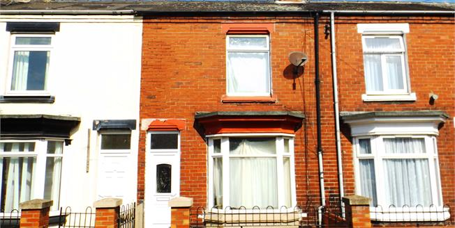 Asking Price £28,000, 2 Bedroom Terraced House For Sale in South Bank, TS6