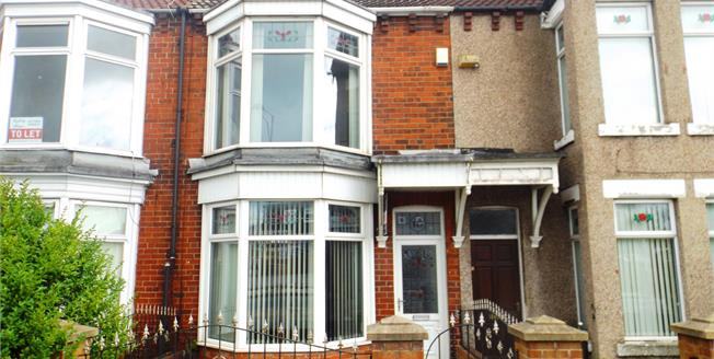 Asking Price £75,000, 3 Bedroom Terraced House For Sale in North Ormesby, TS3