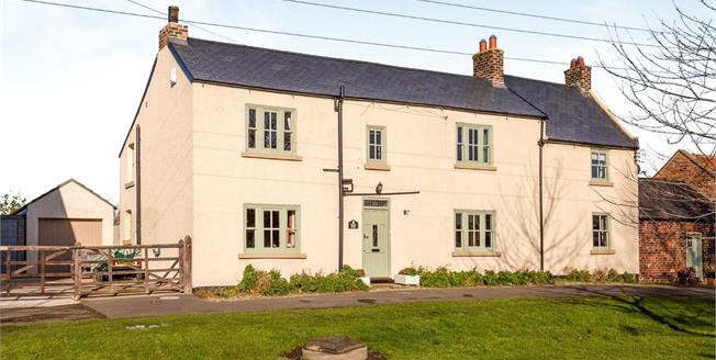 Asking Price £460,000, 4 Bedroom Link Detached House For Sale in Cowpen Bewley, TS23