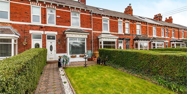 Offers Over £95,000, 3 Bedroom Terraced House For Sale in Eston, TS6