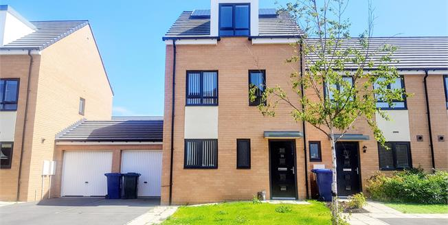 Asking Price £120,000, 3 Bedroom Semi Detached House For Sale in Redcar, TS10