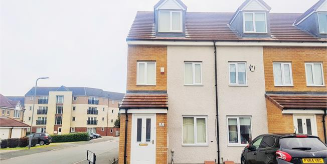 Offers in the region of £100,000, 3 Bedroom Semi Detached House For Sale in Stockton-on-Tees, TS18