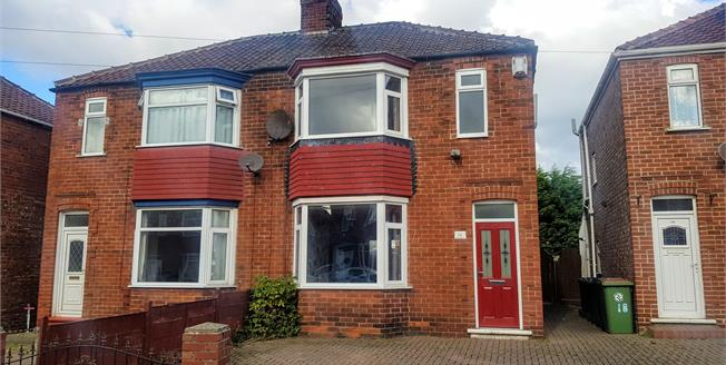 Offers in the region of £75,000, 3 Bedroom Semi Detached House For Sale in Redcar, TS10