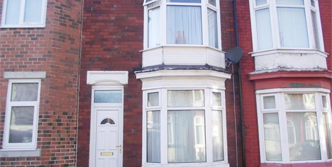 Asking Price £75,000, 2 Bedroom Terraced House For Sale in Middlesbrough, TS5