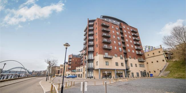 Asking Price £185,000, 2 Bedroom Flat For Sale in Newcastle upon Tyne, NE1