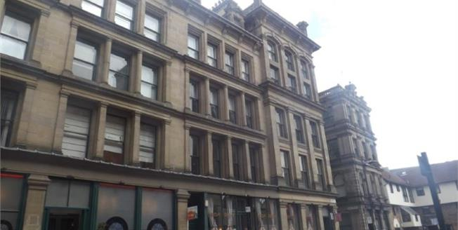 Offers Over £180,000, 2 Bedroom Flat For Sale in Newcastle upon Tyne, NE1