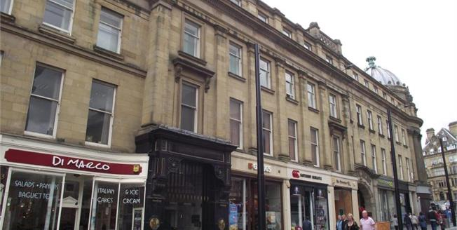 Offers Over £285,000, 2 Bedroom Upper Floor Flat For Sale in Tyne and Wear, NE1