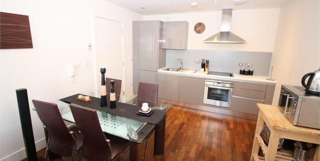 Asking Price £167,000, 2 Bedroom Flat For Sale in Newcastle upon Tyne, NE1