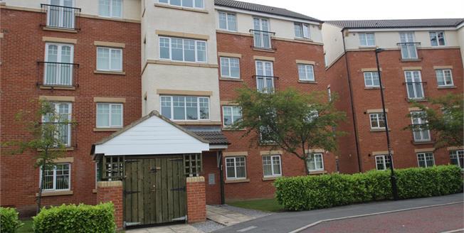 Offers Over £65,000, 2 Bedroom Flat For Sale in Wallsend, NE28