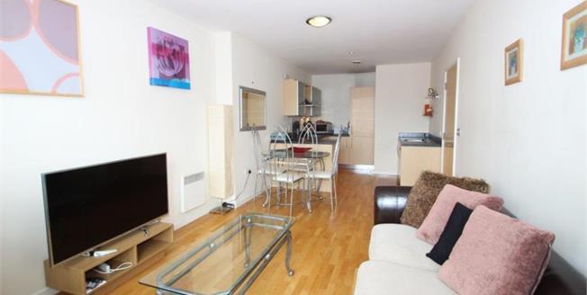 £170,000, 2 Bedroom Flat For Sale in Newcastle upon Tyne, NE1