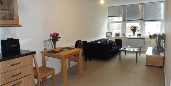 £125,000, 1 Bedroom Flat For Sale in Newcastle upon Tyne, NE1
