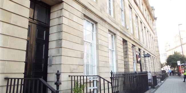 Guide Price £110,000, 1 Bedroom Flat For Sale in Newcastle upon Tyne, NE1