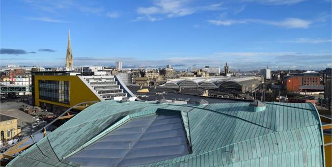 £130,000, 2 Bedroom Flat For Sale in Newcastle upon Tyne, NE1