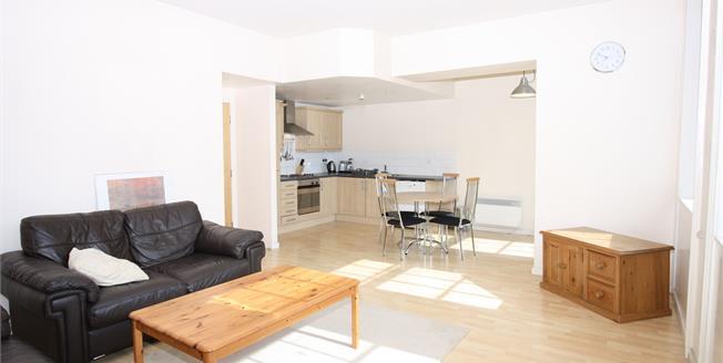 Asking Price £115,000, 1 Bedroom Flat For Sale in Newcastle upon Tyne, NE1