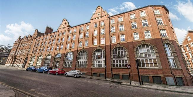 Asking Price £205,000, 2 Bedroom Flat For Sale in Newcastle upon Tyne, NE1