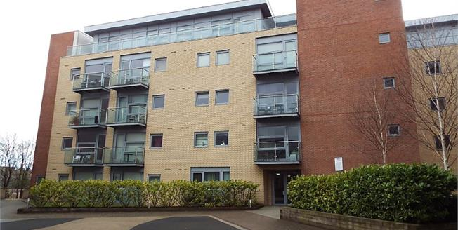 Offers Over £110,000, 1 Bedroom Flat For Sale in Newcastle upon Tyne, NE1